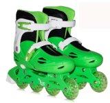 堅いシェルの大人のためのインラインスケートの靴