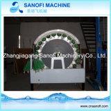 Máquina de lavagem do vaso de semi-automático