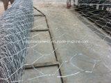 2mx1mx1m Caixa de gabião galvanizado Hot-Dipped /1.53$/m² Stone Gabião Caixa (XM-G)