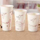 Taza de café reutilizable modificada para requisitos particulares 9oz caliente de la venta para la bebida