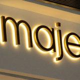 Tabellone per le affissioni del LED con il LED che illumina le lettere acriliche del LED per il negozio