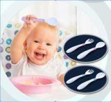 Cucchiaio d'alimentazione di auto del bambino