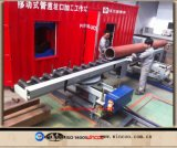 管のスプールのパイプラインの製造機械かコンテナに詰められた管のスプールの製造システム