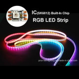Indicatore luminoso di striscia di RGB LED 5050 300LEDs 5m con il chip di Built-in di CI