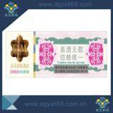 La conception personnalisée de la sécurité des biens pièces et billets Anti-Fake