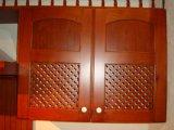 Meubles de cuisine de Module de cuisine en bois solide de chêne (JX-KCSW034)