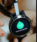 Reloj elegante del teléfono del contador del ritmo cardíaco de la presión arterial de la glucosa de sangre