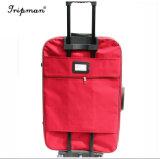 Nuevo diseño de Stock listo el equipaje de mano de hierro de embarque fuera del carro