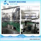 Volle automatische 3in1 beenden trinkende reines Wasser-kleine Flaschen-Mineralwasser-Füllmaschine