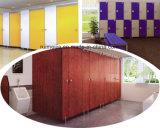 洗面所のキュービクルのための防水HPL装飾的なシート