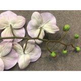 Fiore artificiale di seta dell'orchidea per la decorazione di cerimonia nuziale