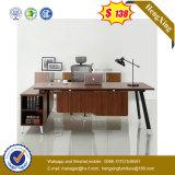 어두운 회색 금속 구조 테이블 겸손 위원회 사무실 책상 (HX-ET14044)