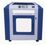 Impressora 3D Desktop enorme da máquina de impressão 3D da elevada precisão de Ce/FCC/RoHS