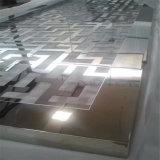 Роскошные экраны виллы экрана металла рассекателя комнаты мебели