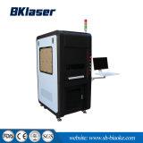 Refrigeração a ar fechado do Código de Barras de alumínio máquina de marcação a laser de fibra