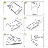 Acessórios do telefone móvel do protetor da tela do vidro Tempered de Lite do pulso de Wiko U