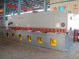 QC11K Guilhotina máquina de corte ajustável do ângulo de corte