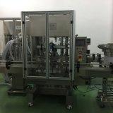 液体石鹸の詰物およびキャッピングのためのフルオート機械