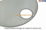 Garniture et plaque pour la plaque et l'échangeur de chaleur de bâti pour l'industrie métallurgique non ferreuse