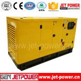 комплект генератора двигателя звукоизоляционного тепловозного генератора 50kVA китайский
