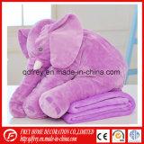 Regalo promocional de animales de juguete con una manta para niños