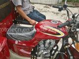 Nuevo diseño de tres ruedas triciclo de carga lateral del asiento con