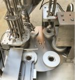 2018 자동적인 컵물 주스 충전물 및 밀봉 기계