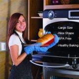 Nouveau LFGB / FDA Nonstick grand pain de silicone et de moule à pain