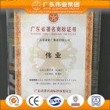 Aluminium de Weiye Chine/aluminium personnalisé par fournisseur/porte Bi-Se pliante d'Aluminio