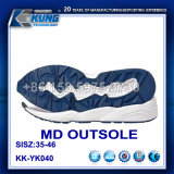 Fabricante profesional de MD Outsole en colores simples o dobles