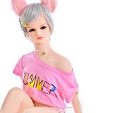 do silicone por atacado do brinquedo do sexo da fábrica de 135cm boneca japonesa da menina