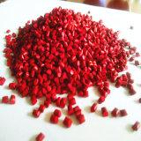 PP PE 필름을%s 플라스틱 빨간색 Masterbatch