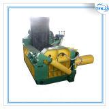 中国の工場販売の金属の梱包機のスクラップの鎖の出版物機械セリウム