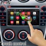 Schnittstellen-Auto GPS-Navigations-Kasten des Android-5.1 für Mazda 6 mit OnlineGoogle/Waze Karte