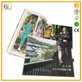 フルカラーマガジン印刷サービス(OEM-GL007)