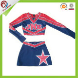 Специализированные оптовые Cheerleading Sublimated пользовательский набор профессиональной подготовки