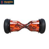 Uno mismo que balancea la vespa eléctrica cubierta plástica Hoverboard de 10 pulgadas con Ce