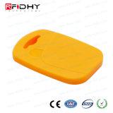 高品質Tk4100はABS RFIDアクセス制御Keyfobを防水する