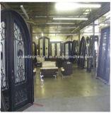 Poort van het Smeedijzer van de Grootte van de Kwaliteit van Hight de Handcraft Aangepaste