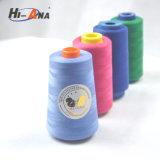 OEM het Naar maat gemaakte Gesponnen Garen van de Polyester van de Hoogste Kwaliteit Geverfte Ring