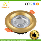 Indicatore luminoso di soffitto messo Dimmable caldo di vendite 15W LED