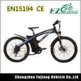 Vélo électrique avec des 7 vitesses extérieure Shimano Derailleur