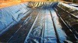 Hdpegeomembranes pour le traitement des déchets de l'eau de remblai de doublure/barrage/ordures d'étang