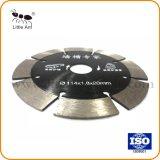 """114mm/4.5"""" Disco de corte Herramientas de Hardware de la pared prensado en caliente de la hoja de sierra de diamante sinterizado para pared"""
