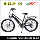 Shimano Derailleur를 가진 도시 전기 자전거