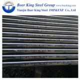 La norma ASTM A53, ASTM A106b 5L de la API de tubo de acero sin costura para el gas. El Petróleo