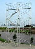 판매를 위한 문 본체 비계를 통해서 중국 제조 전통적인 강철 도보