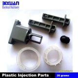 プラスチック部分、Injectinのプラスチック部品