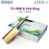 Kit alla moda di E-Cig della sigaretta di Seego Digital per l'erba asciutta
