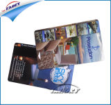 Smart card inteiramente impresso do plástico de ISO14443A DESFire EV1 8K
